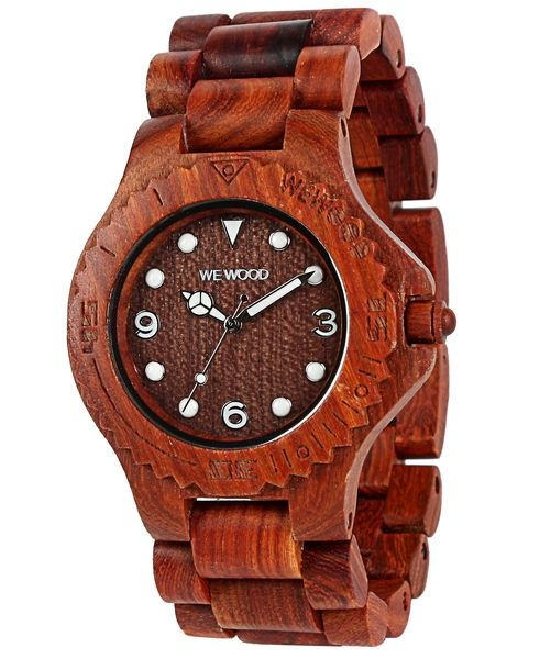 WeWood watch DATE ALUDRA BROWN ltd edition | ☼ Watches | Studio ArtStyles