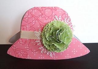 Hat card idea