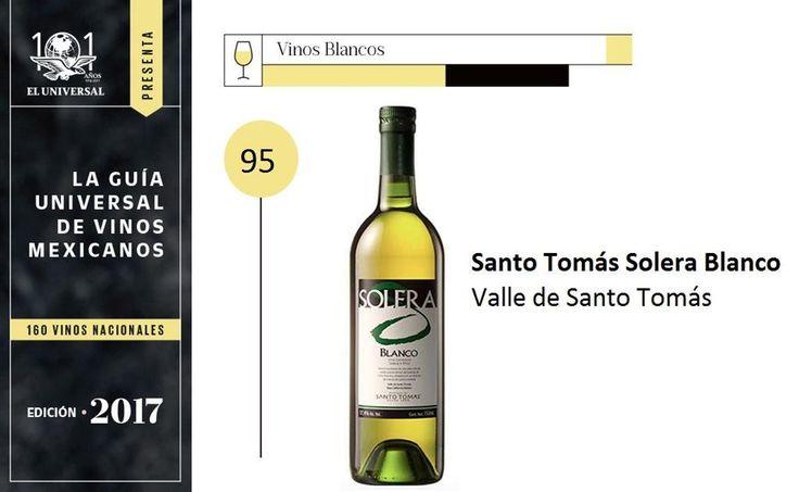 Viernes de vino: Santo Tomás Solera Blanco