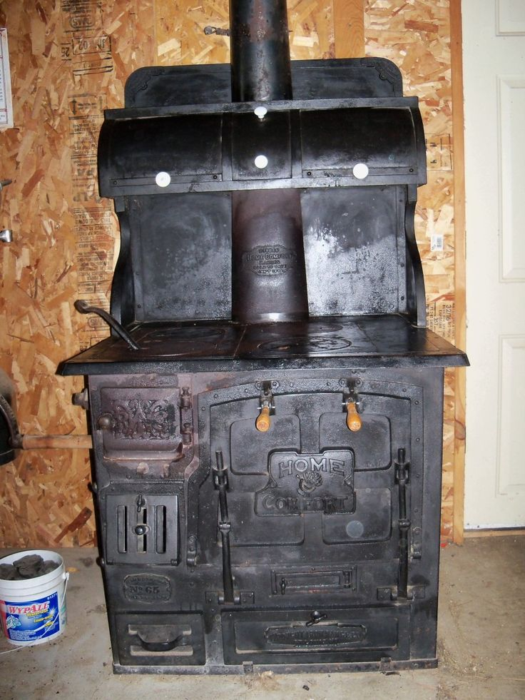 1890 S Kitchen Stove I Am Sure Lots Of Meals Were Cooked