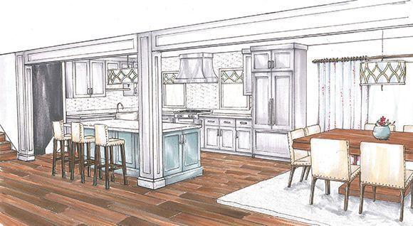 Open Concept Split Level House Plan Ranch Open Concept Living We Are Open Concept House Plans Open Kitchen And Living Room Open Concept Kitchen Living Room