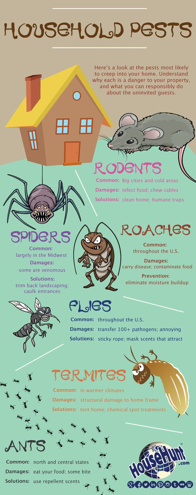 21 best Pest I.D. Cards images on Pinterest | Pest management, Bugs ...