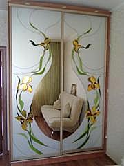 самый красивый шкаф купе, изготовленный Тандем-Крым фото