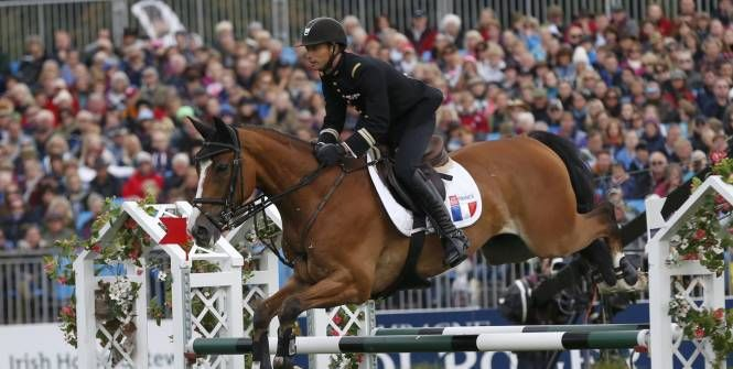 Equitation - JO 2016 - Ingmar De Vos calme le jeu
