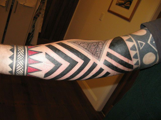 Best 20+ Tribal forearm tattoos ideas on Pinterest | Male tattoo ...