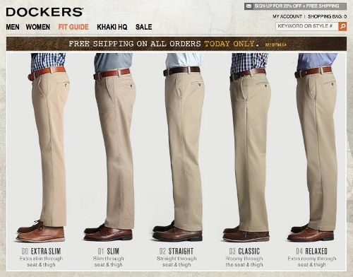 Khakis Are A Good Option Consider Fit And Remember That