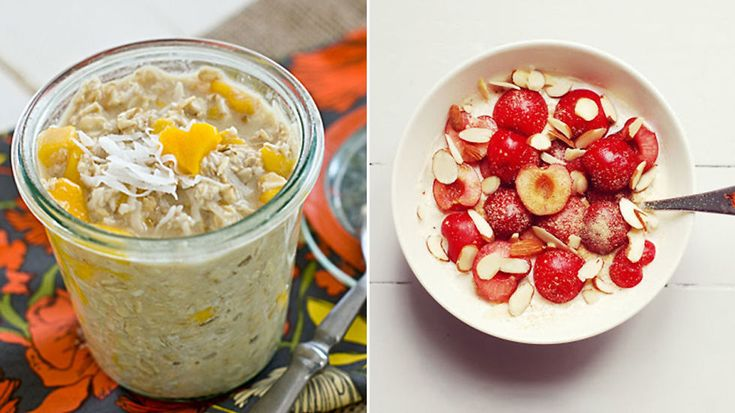 Med noen enkle forberedelser kan du ha frokosten klar allerede før du står opp.