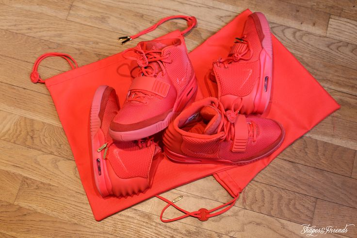 Nike Air Yeezy 2 Red October ²