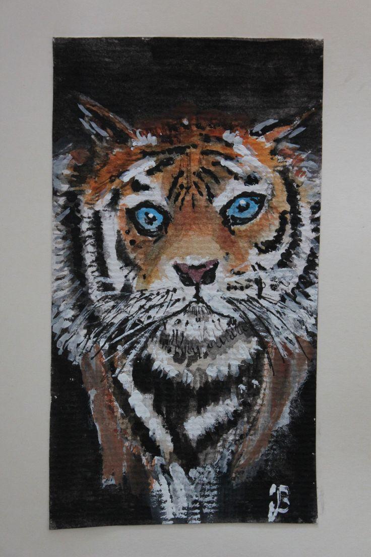 tijger J.Biemans