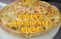 Casey's Breakfast Pizza Copycat ~ Missie's Kitchen