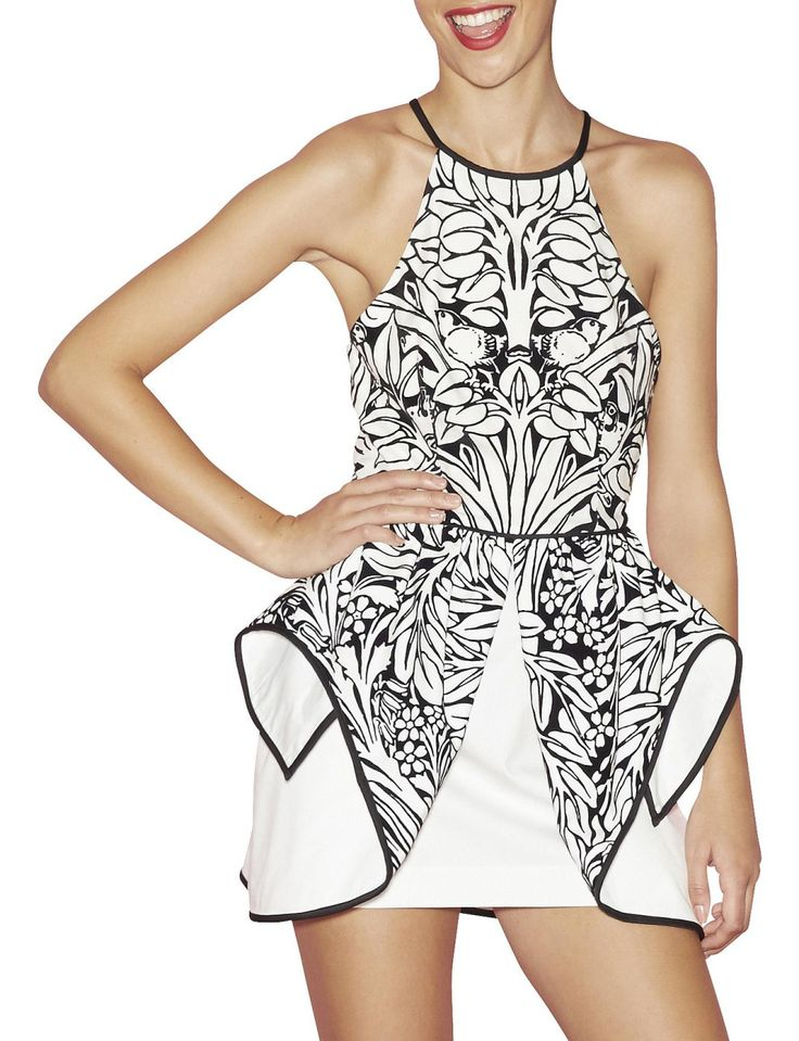 Floret Dress #alicamccall #djstyle