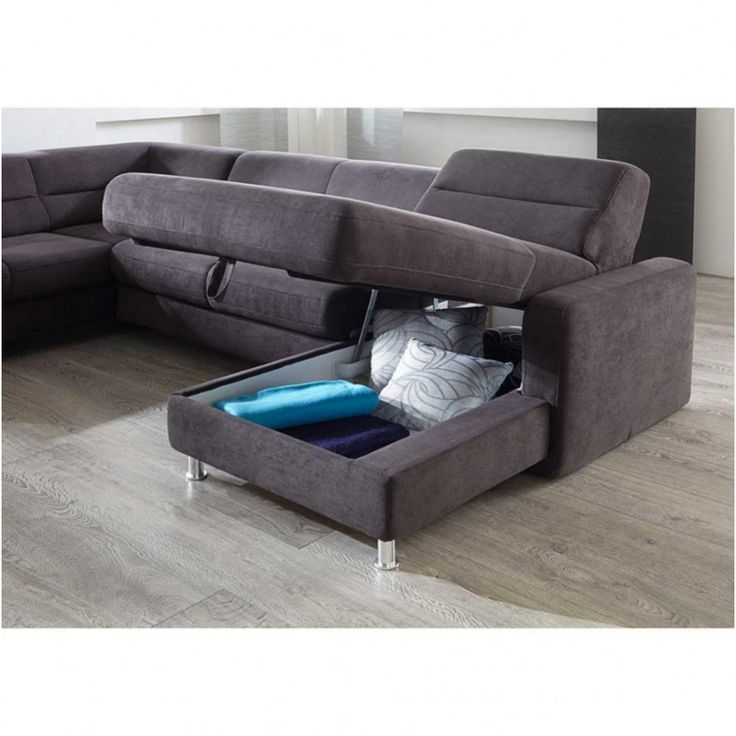 Makellos Schwarzes Sofa In 2020 Home Decor Sectional Couch Couch