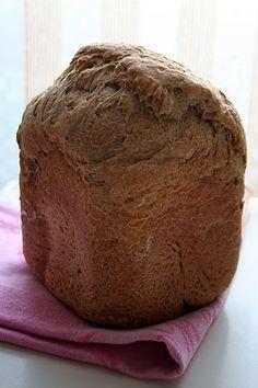 Geçen haftalarda dışarıdan ekmek almaktan vazgeçince ekmek kitabımı daha çok karıştırır oldum. Yoğurtlu ekmek, pestolu ekmek ve dün en son kremalı ekmek yaptım. Kahvaltı için ağırladığımız misafirlerimiz yoğurtlu ekmeği çok beğenmişlerdi. Tarifi The Complete Book of Bread & Bread Machines...
