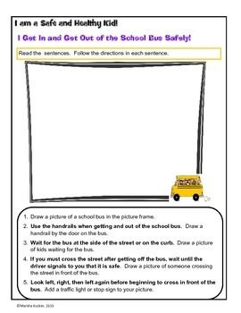 School Bus Safety:  Getting On and Getting Off the Bus