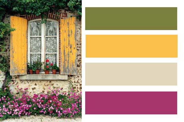 127 best color palettes images on pinterest colors home for French provincial paint colors