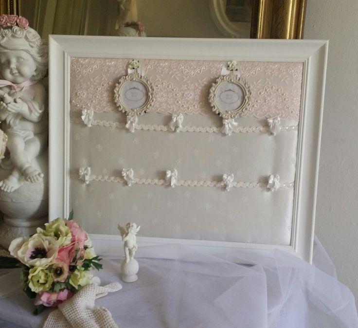 plan de table mariage blanc et rose poudr style shabby. Black Bedroom Furniture Sets. Home Design Ideas