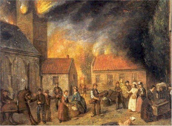 Stadsbrand Enschede