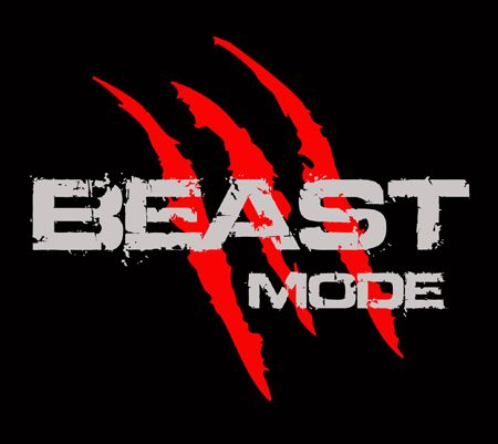 Beast Mode Logo Clan Quot Beast Mode Quot Wrestling Pinterest