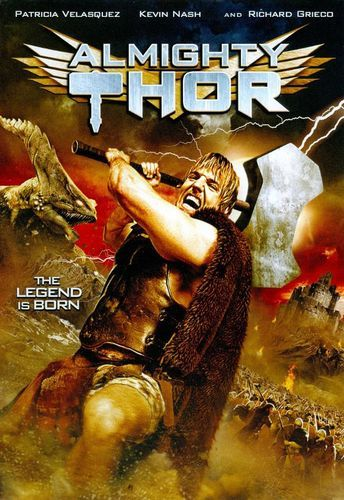 Almighty Thor [DVD] [2011]