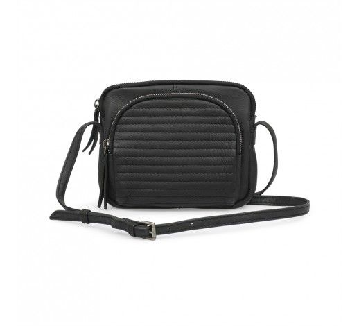 Amira Crossbody Bag in Quilted Leather // Markberg