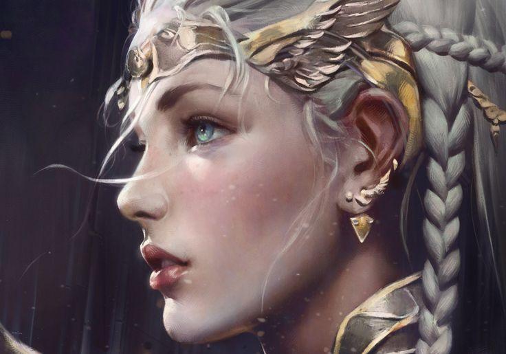 Dark Avenger 3 work, team couscous on ArtStation at https://www.artstation.com/artwork/rPyJL