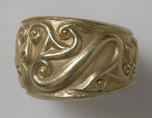 Celtic Ring, 4th-5th century BC