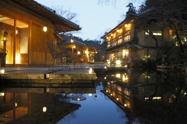 大人の恋旅で体感する、癒しの非日常空間〜星のや 京都〜 - Yahoo! BEAUTY