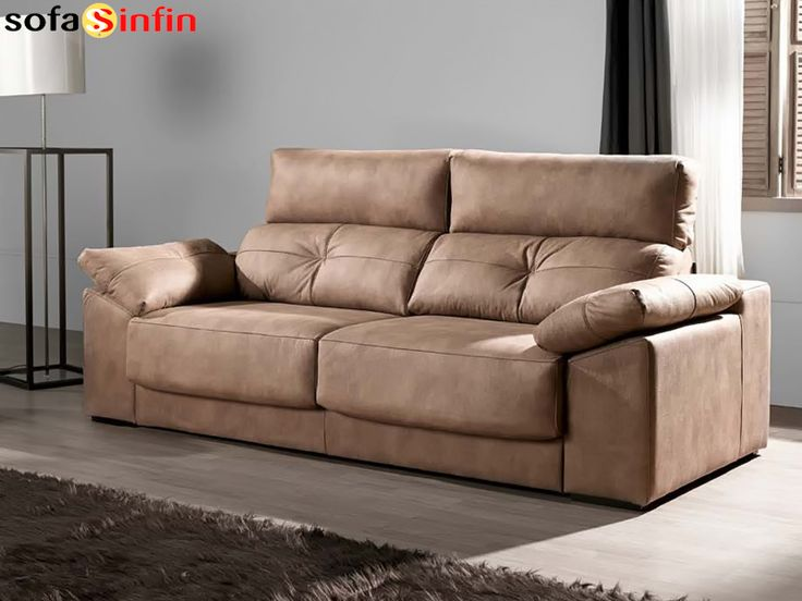 Sofas piel modernos latest sofas modernos de piel elise - Sofas italianos modernos ...