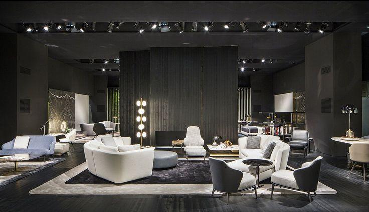 Italian Design Brands at Maison et Objet Paris - @minottiofficial  by Rodolfo Dordoni #italian #design   See more at http://www.milandesignagenda.com/italian-design-brands-at-imm-cologne-2016-minotti-by-rodolfo-dordoni/