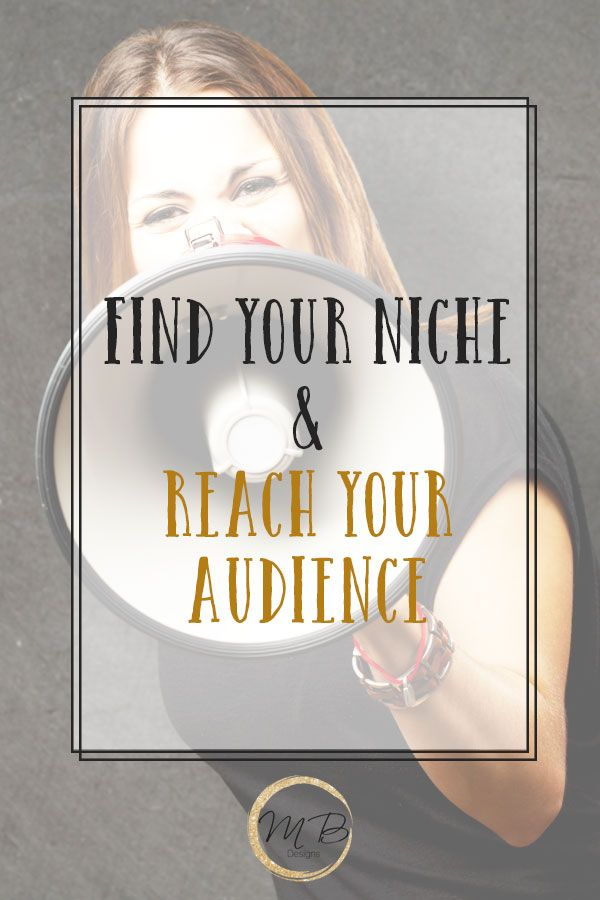 Are you thinking of starting a blog? What could you possibly write about week after week?Find a niche and reach your audience