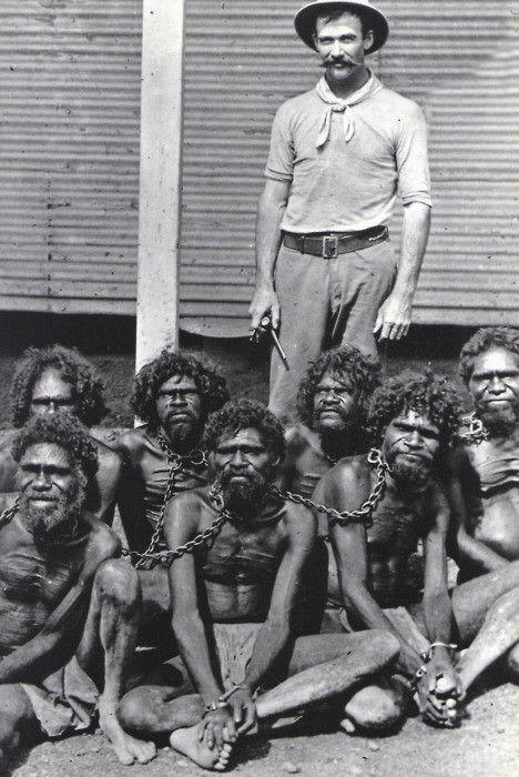 aborigenes zoologicos humanos