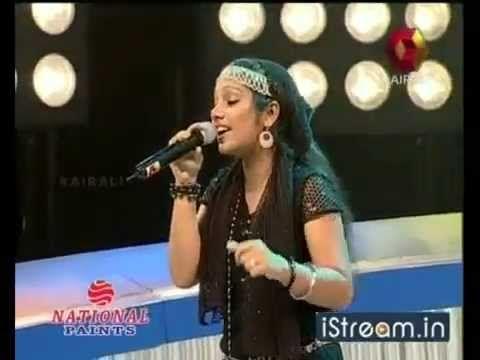 Arabic song by Rijiya,Indian Idol, mind soothing.... - YouTube