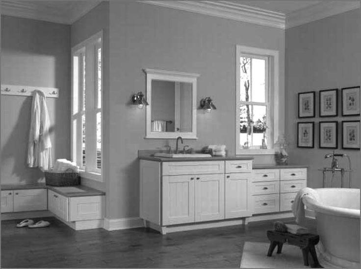 WHITE BATHROOM RENOVATION IDEAS - http://www.homedesignstyler.com/white-bathroom-renovation-ideas/