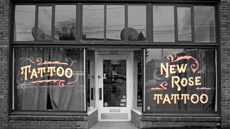 Located in SE Portland on Division, New Rose Tattoo is the perfect place to get inked. Our artists excel in a wide variety of design styles. View our work!