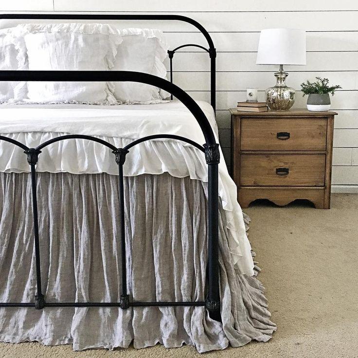 Annie's bed