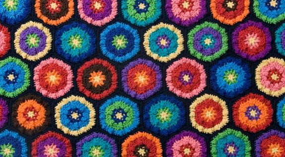 Free Member Only Pattern - Crochet Guild of America (CGOA)
