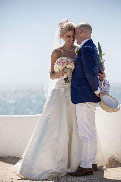 Just Married in Algarve