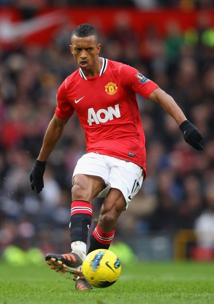 Nani - not my favorite player or team but those thighs are impressive.