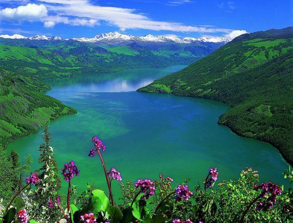 Les plus beaux lacs du monde - Lac Kanas - Xinjing - Chine