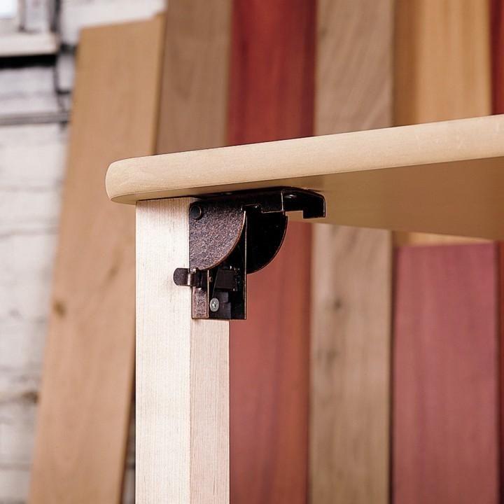 Posi-Lock Folding Leg Bracket