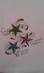 kids names tattoos for moms - Google Search