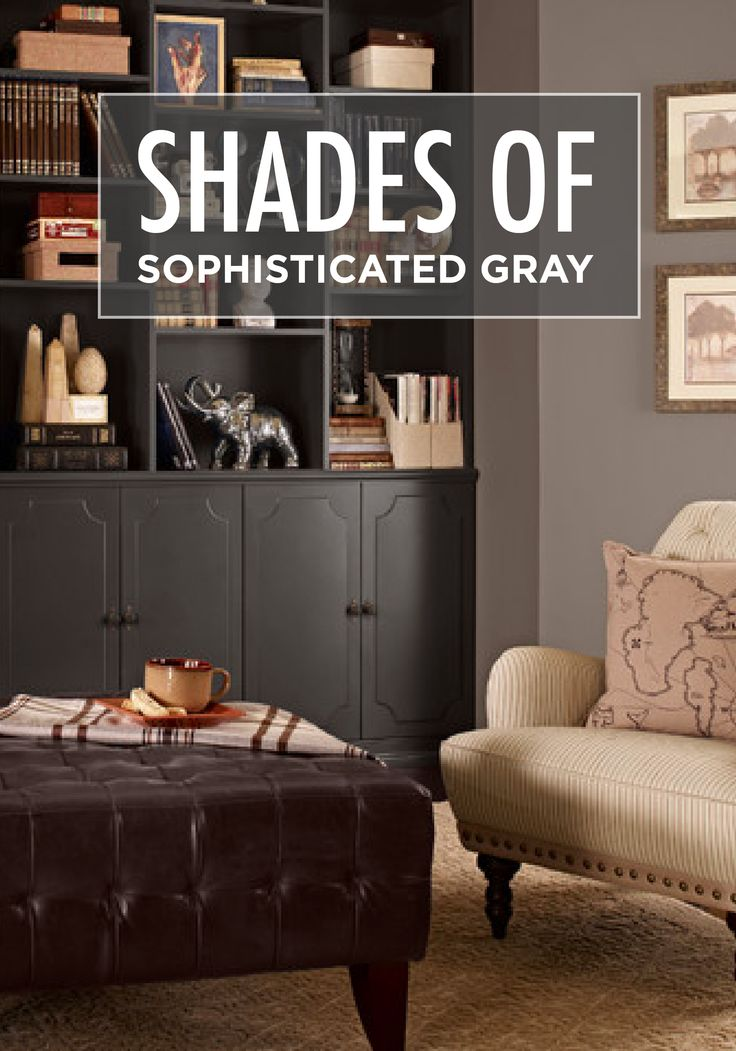 Grays Interior Colors Inspirations Gray And Black