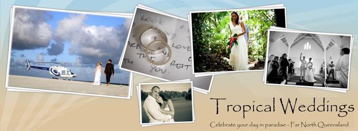Tropical Weddings Cairns