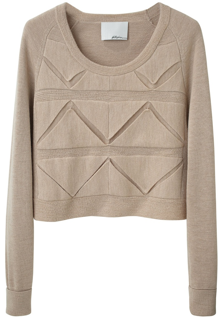 Folded Triangle Sweater, 3.1 Phillip Lim