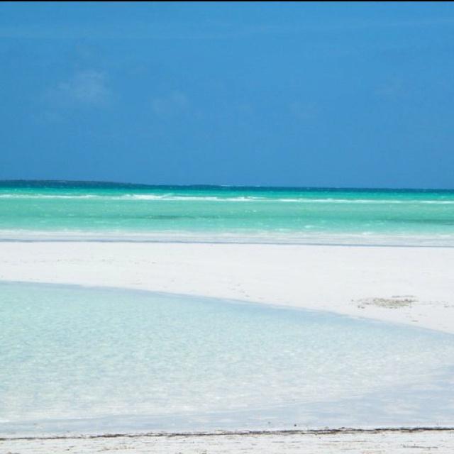 Cayo Guillermo, Cuba you can walk for miles & miles ....beautiful island