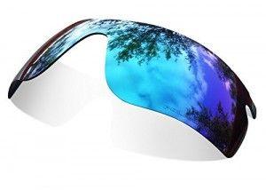 #Oakley #ReplacementLenses #RadarPath #IceBlue