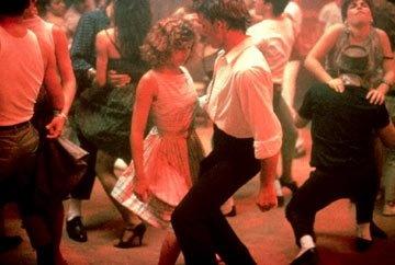 Patrick Swayze in Dirty Dancing