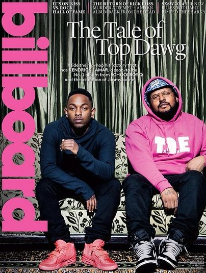 Top Dawg's Kendrick Lamar & ScHoolboyQ Cover Story: Enter the House of Pain