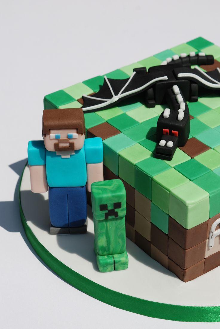 Minecraft Creeper Cake Images