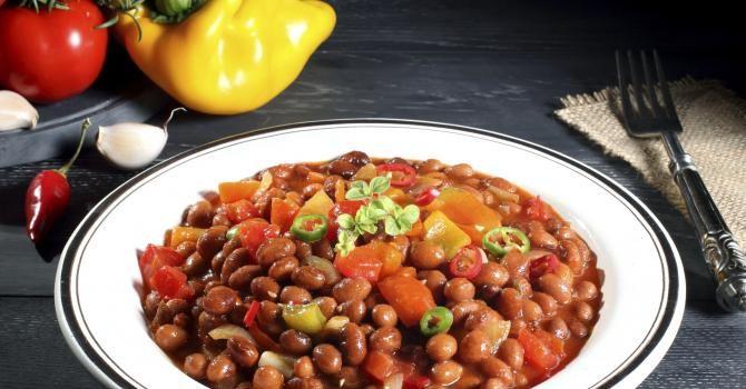 Recette de Frijoles Charros fait maison . Facile et rapide à réaliser, goûteuse et diététique. Ingrédients, préparation et recettes associées.